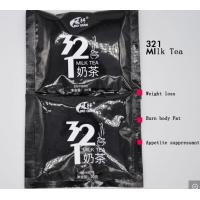Buy cheap GMP Certified Slimming Milk Tea Drinking Powder Herbal Weight Loss 321 Milk Tea Instant Beverage from wholesalers