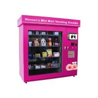 Buy cheap CE Auto Self Service Mini Mart Vending Machine , Network Remote Control Kiosk Systems from wholesalers