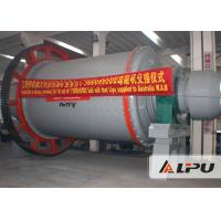 Buy cheap Industrial Energy - Saving Mining Hematite Ball Mill Grinder 1500x4500 from wholesalers