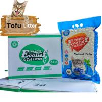Buy cheap best selling tofu cat litter tofu powder corn powder pollution-free product