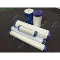 Buy cheap Domestic Best price Supplier Granular Activated Carbon filter cartridge for water purifier filter 10 wholesale from wholesalers