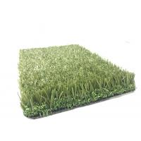 Indoor / Outdoor Artificial Football Turf Good Water Permeability Low Maintenance