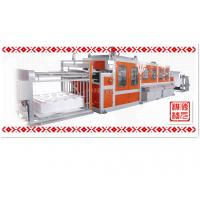 Buy cheap ps foam bento box thermoforming machine product