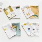 Buy cheap Cute Animal Pattern Baby Muslin Handkerchief Cloth Custom Printing from wholesalers