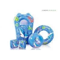 Buy cheap 5 Pieces Set Blow Up Pool Floats High Safety Toys For Children 3 To 6 Years from wholesalers