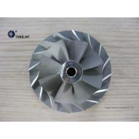 Buy cheap HX35 H1C Turbocharger Compressor Wheel Turbine End  54mmX83mm product