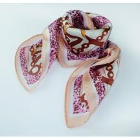 Buy cheap New Arrival Personalized Soft Silk Scarf 100% Pure Silk 55*55 product