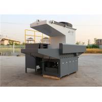 intergrated solid iron shredder machine xinbei one shaft shredder