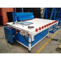 Buy cheap Single Side Heated Roller Press Machine for Double Glazing,IGU Heat Press Table,Insulating Glass Roller Press Table from wholesalers