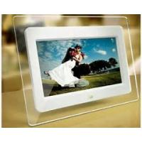 Buy cheap SD Card Media Digital Photo Frame For Display Advertising Support Motion Sensor from wholesalers