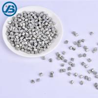 China 99.99% Magnesium Oxide Pellet Mg Granules For Drinking Water Treatment Flliter for washing on sale