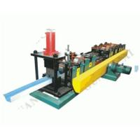 Buy cheap High speed Metal Corrugated Drain Pipe / downspout / Downpipe Roll Forming Machine from wholesalers