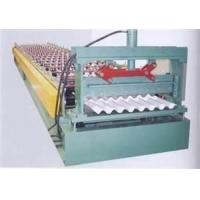 Buy cheap Full - Automation High grade GI, Aluminum sheet steel roll form machine for Roof from wholesalers