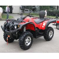 Buy cheap 1 - Cylinder 700cc Atv Utility Vehicles 4 - Stroke , Rear Rack Two Seater Four Wheeler from wholesalers