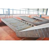 Buy cheap 8mm Thickness Light Structural Steel Stairs Earthquake Resistance Short Fabrication Time from Wholesalers