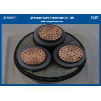 Buy cheap 112/20KV Three Cores Armoured Power Cable , MV Power Cable MV IEC 60502/60228 Standard(CU/PVC/XLPE/LSZH/DSTA) from wholesalers