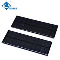Buy cheap Custom Mini Epoxy Solar Panel for solar power toys ZW-155575 solar panel photovoltaic For electric bike solar charger product