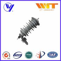 Quality Polymeric Metal Oxide Surge Arrester for Substation / AC - DC Converters / Power Distribution Units for sale