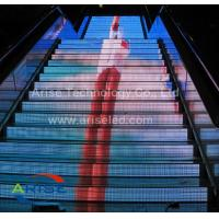 Buy cheap P5 P4 P6 P8 RGB led video stair display/indoor led stair screen Arise Technology Co., Ltd from wholesalers