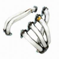 Buy cheap 100% T-304 Stainless Steel Exhaust Manifolds with Polished Finish from wholesalers