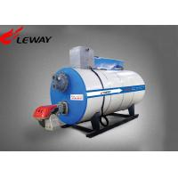 Buy cheap Overheating Protection Gas Fired Hot Water Boiler , Natural Gas Hot Water Furnace from wholesalers