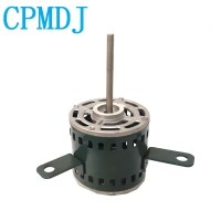 Quality 5 Inch Diameter Duct Fan Motor Dedicated Air System 100W Air Conditioning Parts AC Motor for sale
