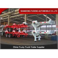 Buy cheap Port widely used container chassis trailer / 2 axles Terminal trailers / 40 ft Terminal truck trailers from wholesalers