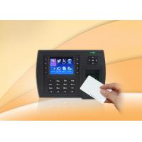 Buy cheap Wireless Fingerprint Clocking In Machine Support Show Staff Photos from wholesalers