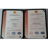 Jiyuan City Kunyuan Forging Co., Ltd Certifications