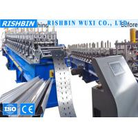 Buy cheap High Speed YX 50-600 Cable Tray Roll Forming Machine with Punching Automatically product