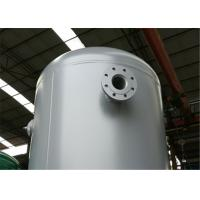 Buy cheap Gas Storage Low Pressure Air Tank Long Lasting Pressure Vessel Double Sided Welding from wholesalers
