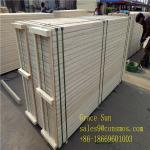 Buy cheap Consmos customized sizes eucalyptus and poplar mixed LVL WBP phenolic glue LVL panel from wholesalers