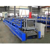 Buy cheap 0.4-0.5mm Thick Scaffolding Board Steel Roll Forming Machine Quick Change Type product