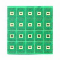 Buy cheap NPTH Single-Sided PCB with 4 mil Line Spacing / Line Width from wholesalers
