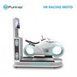 Buy cheap 5 Games Virtual Reality Motion Simulator , 1250 * 3065 * 2338mm Xbox Racing Simulator from wholesalers