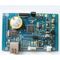 Buy cheap Circuit Board Electronic SMT PCB Assembly FR4 Epoxy Resin Base Material 1OZ Copper from wholesalers