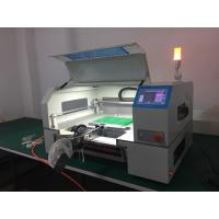 Buy cheap CHMT530P4 pcb precision Small SMT Pick And Place Machine Embedded Linux system from wholesalers