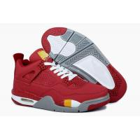 Buy cheap Free Shipping cheap Mens jordan 4 Athletic Basketball Shoes Men Fashion shoes In Size US 41 -47 at wholesale-online.cn from wholesalers
