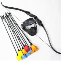 Buy cheap Wholesale Inflatable Archery Arrows Equipment Set, Archery Tag, Bow And Arrow from wholesalers
