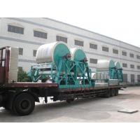 Buy cheap Rotary Drum Dryer Machinery For Baby Rice Cereal Food Processing Industry from wholesalers