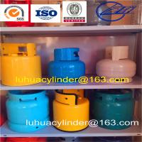Buy cheap 2-5kg 12L Residential LPG Gas Cylinder portable For BBQ for Saud Arab from wholesalers