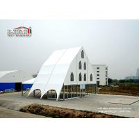 Buy cheap Outdoor Church Tent For 100 - 10000 People Capacity Clear Span Aluminum Frame from wholesalers
