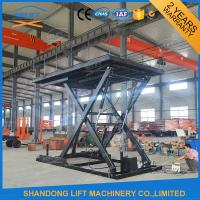 Buy cheap 3T 3M Fixed Hydraulic Table Lift Cargo Scissor Lift Customize Available from wholesalers