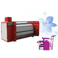 Buy cheap Sublimation Printing Heat Transfer Machine Roller Style 1m Width Rotary Calander from wholesalers