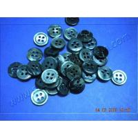 Buy cheap Black MOP Shell Buttons with 4 Holes from wholesalers