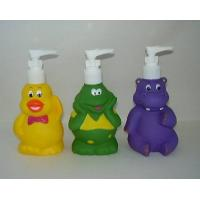 Buy cheap Vinyl Baby Bath Shower Toy With Toothbrush Holder / Tumbler / Soap Dish from wholesalers