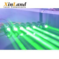 Buy cheap Best selling 650nm industrial line cutting distance laser beam module from wholesalers