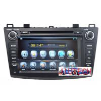Buy cheap Android 4.2.2 Car Stereo for Mazda 3 GPS Navigation 1.6GHz CPU WiFi Capacitive for Mazda3 from wholesalers
