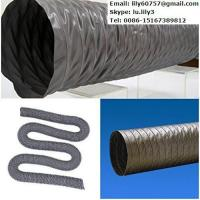 Buy cheap Laminated PVC Tarpaulin for Air Duct Hose/Ventilation Duct from wholesalers
