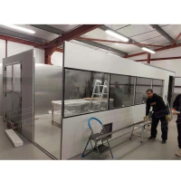 Buy cheap Class 10000 Clean room, China iso7 Clean Room for Medical Equipment from wholesalers